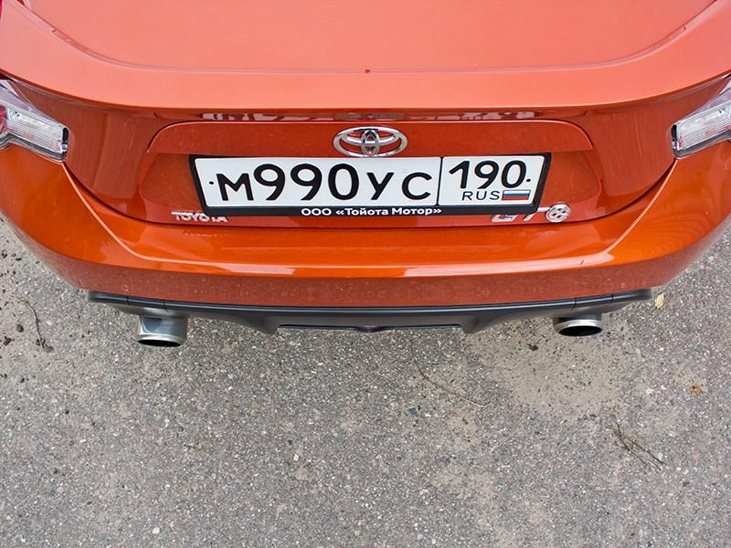 Toyota GT86 2012