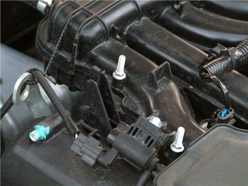 Datsun on-Do 2017 двигатель