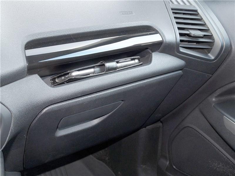 Ford EcoSport 2018 полка