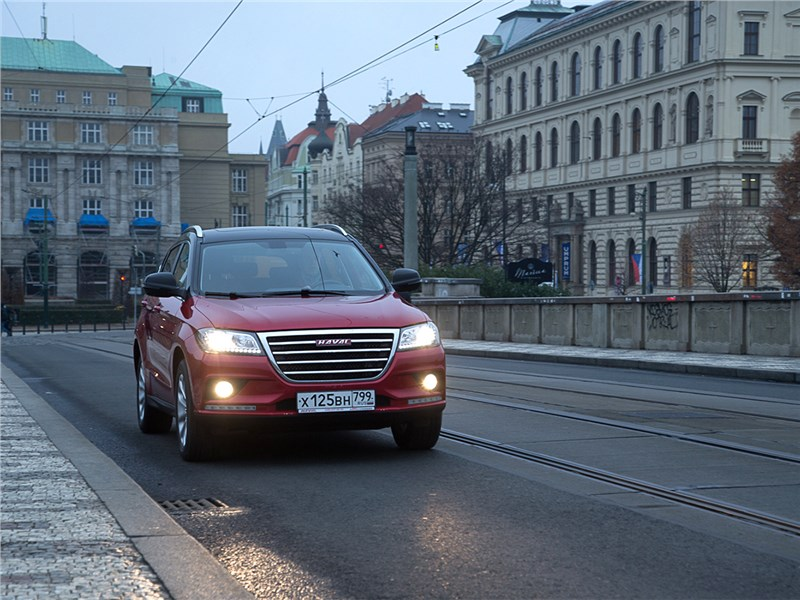 Haval H2 2014 Прага