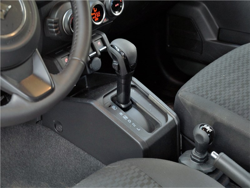 Suzuki Jimny 2019 АКПП