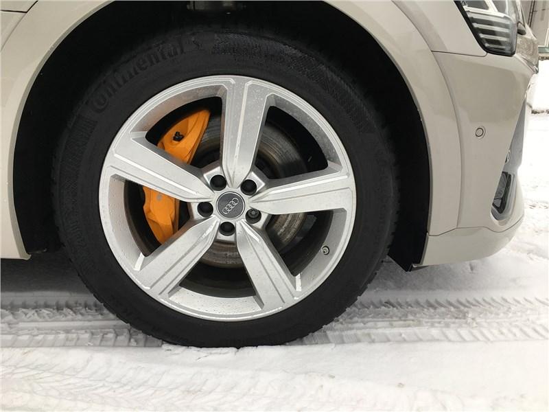 Audi e-tron (2020) передний свес