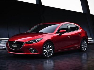 За десять с половиной лет было выпущено четыре миллиона автомобилей Mazda3