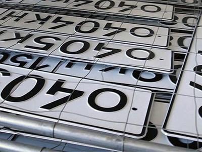 Крымские автомобили могут получить российские номера с кодами 91 и 92