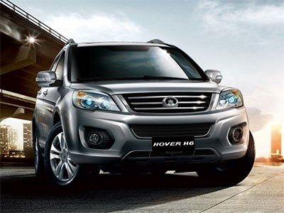 Китайские автомобили марки Great Wall будут выпускаться в Липецкой области