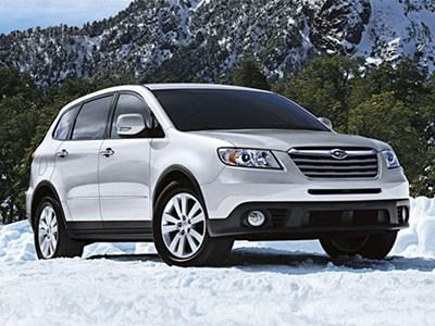 На смену модели Subaru Tribeca придет гибридный кроссовер с дизельным двигателем