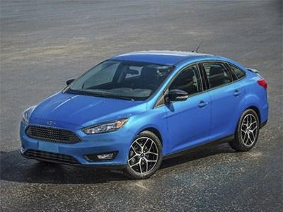 Седан Ford Focus обновился вслед за универсалом и хэтчбеком