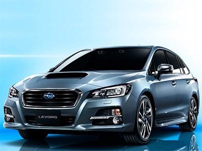 Продажи универсала Subaru Levorg на японском рынке начнутся в июне