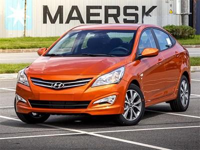 На российский рынок вышел рестайлинговый Hyundai Solaris