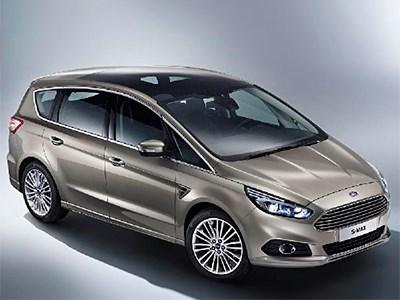 Появилась первая информация о новом поколении Ford S-Max