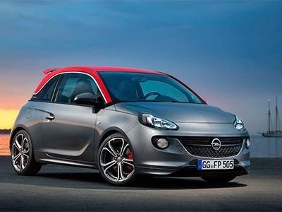 «Горячий» хэтчбек Opel Adam S дебютирует на автосалоне в Париже