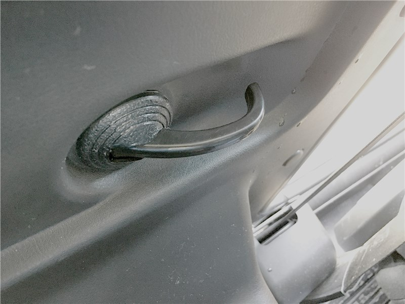 Lada 4x4 2019 ручка задней двери