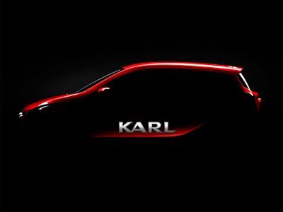 Стало известно будущее название самого дешевого автомобиля Opel