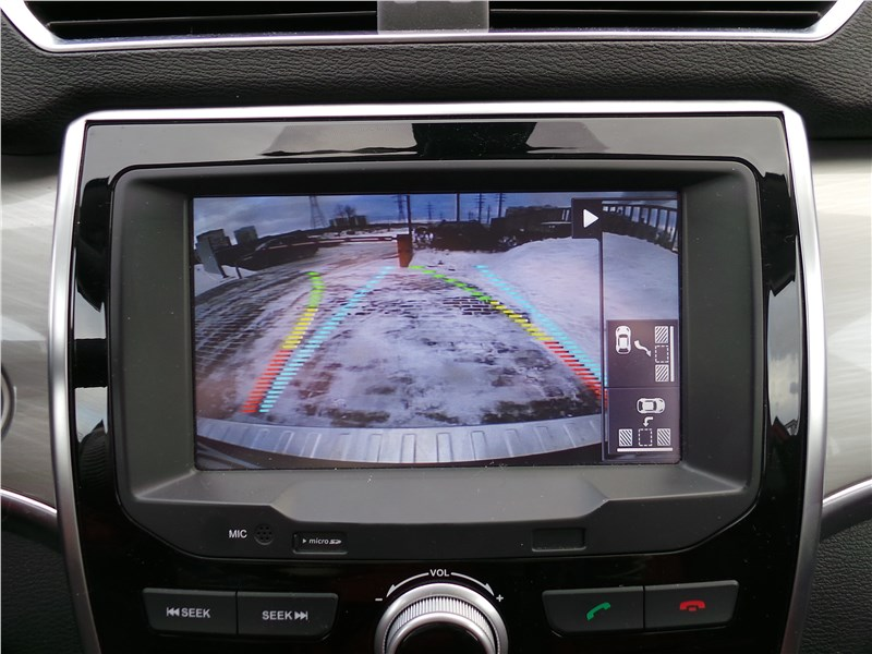 Haval H2 2014 монитор