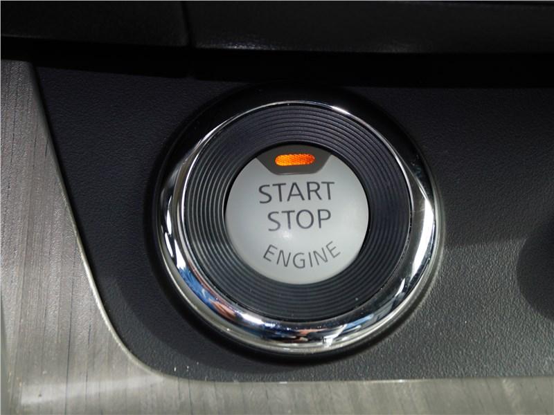 "Nissan Murano 2016 кнопка ""Старт-стоп"""