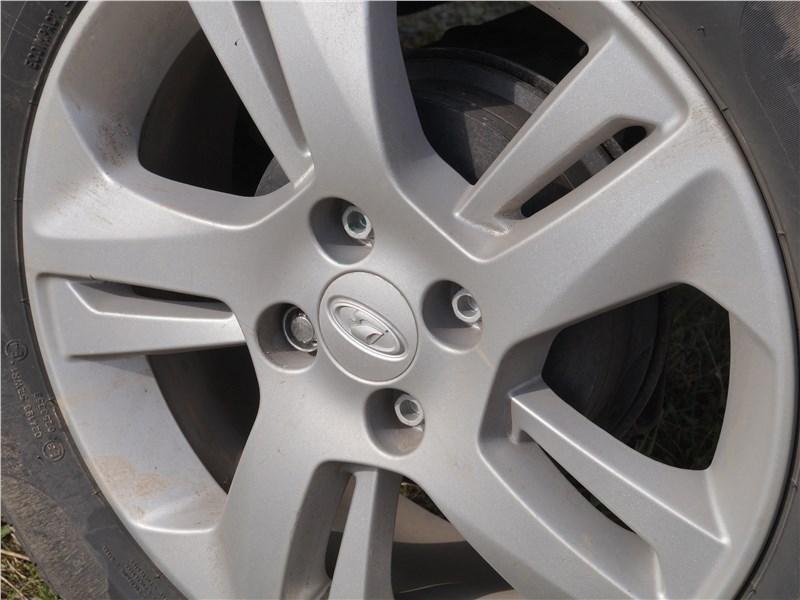 Lada XRay 2015 колесо