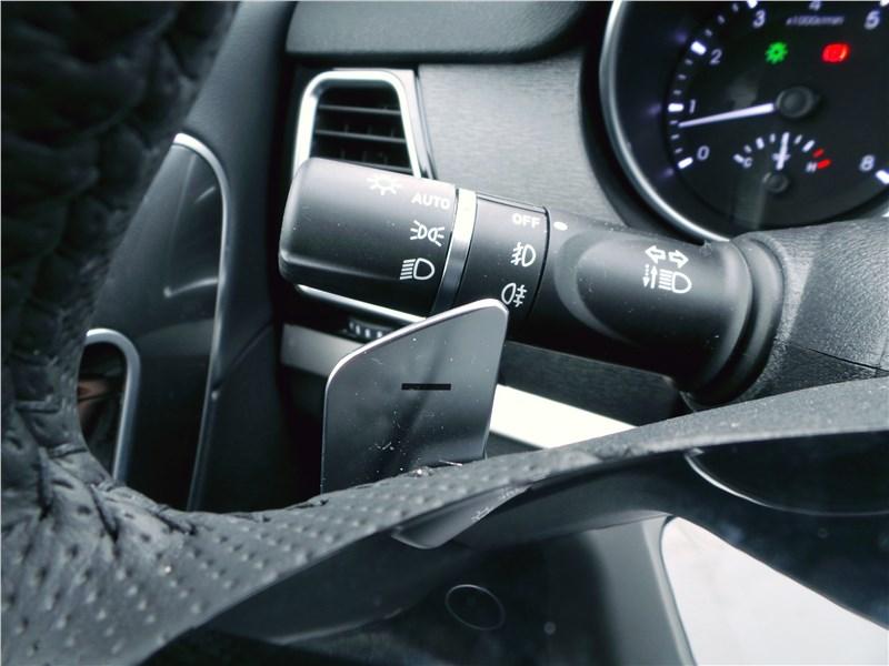 Haval H6 Coupe 2017 ручной выбор передач