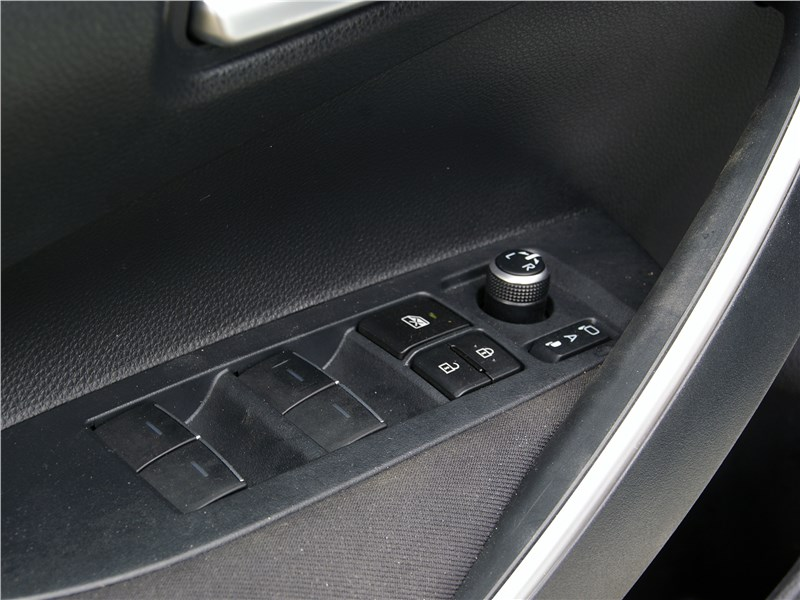 Toyota Corolla 2019 клавиши