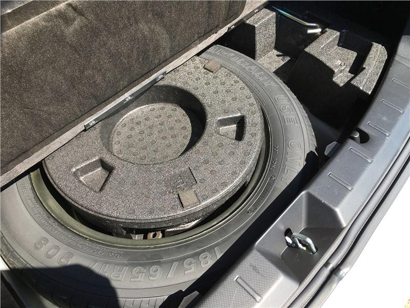Subaru XV 2018 запаска
