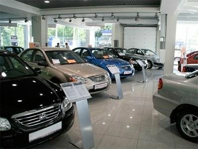За неделю спрос россиян на новые автомобили вырос в пять раз