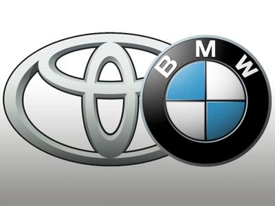 BMW и Toyota приступили к работе над новым совместным концепт-каром