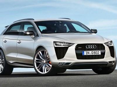 Самый большой внедорожник Audi появится в 2017 году