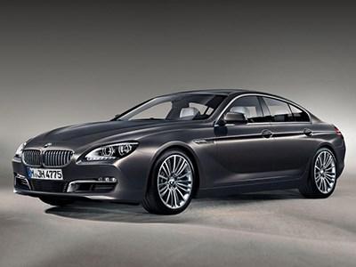 Новое поколение BMW 6-series появится в 2017 году