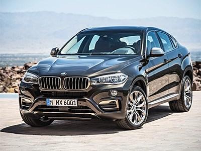 Обновленный BMW X6 уже доступен на российском рынке