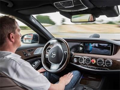 Mercedes-Benz планирует оснастить свои автомобили-беспилотники камерами от LG