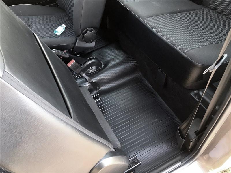 Lada 4x4 2019 второй ряд