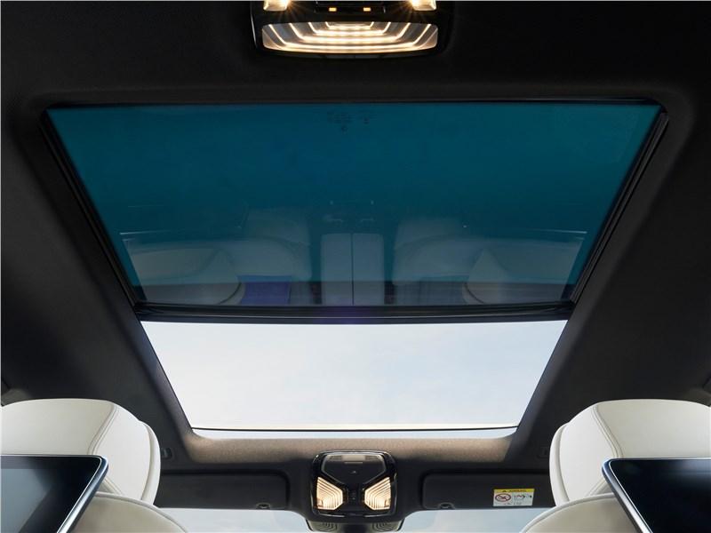 BMW 6-Series Gran Turismo 2018 потолок