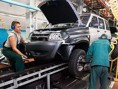 Часть сотрудников компании УАЗ попадет под сокращение