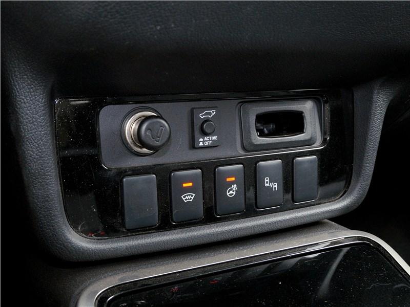 Mitsubishi Outlander 2016 набор функциональных клавиш