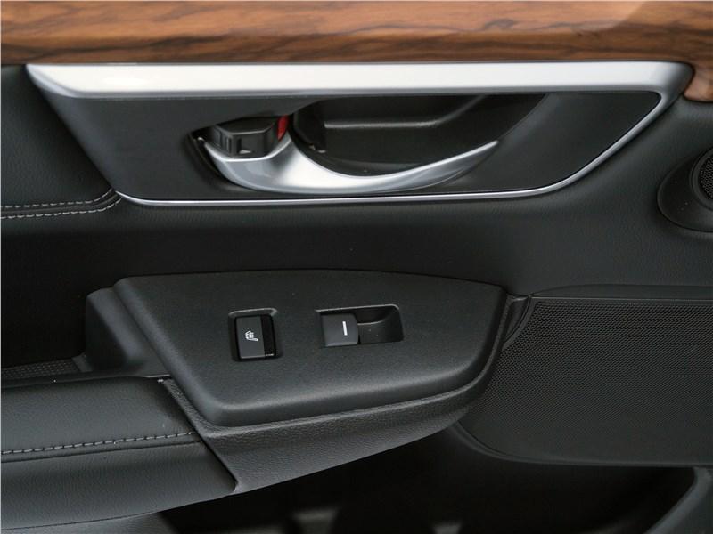 Honda CR-V 2017 салон