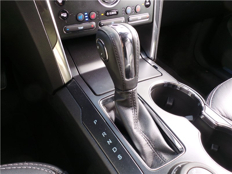 Ford Explorer 2018 6АКПП