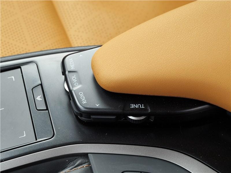 Lexus UX 200 2019 пульт управления мультимедиасистемы