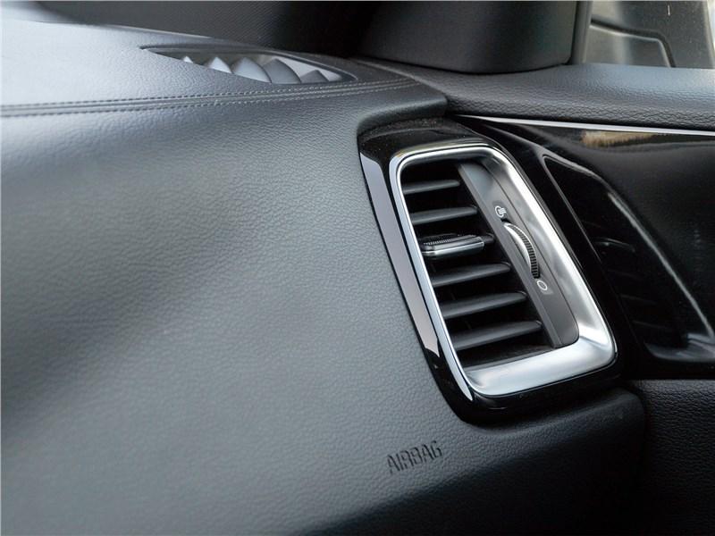 Kia ProCeed GT 2019 дефлектор