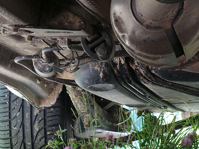 Chery Tiggo 2012 топливный фильтр и трубки