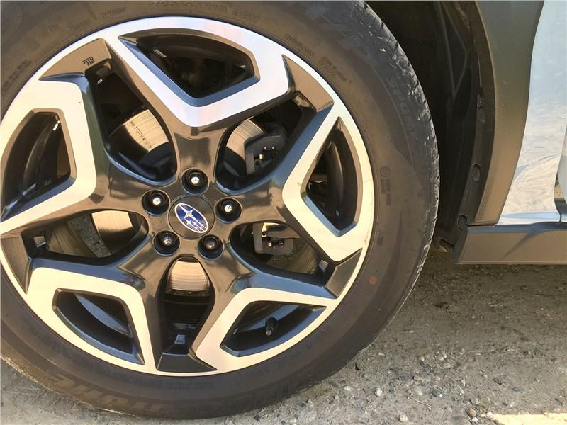 Subaru XV 2018 колесо