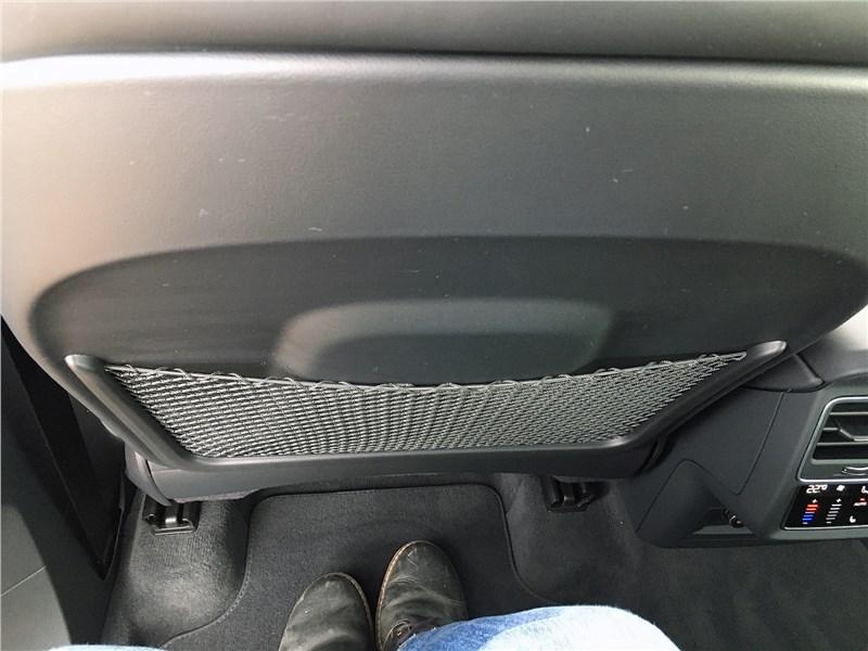 Audi Q7 (2020) второй ряд