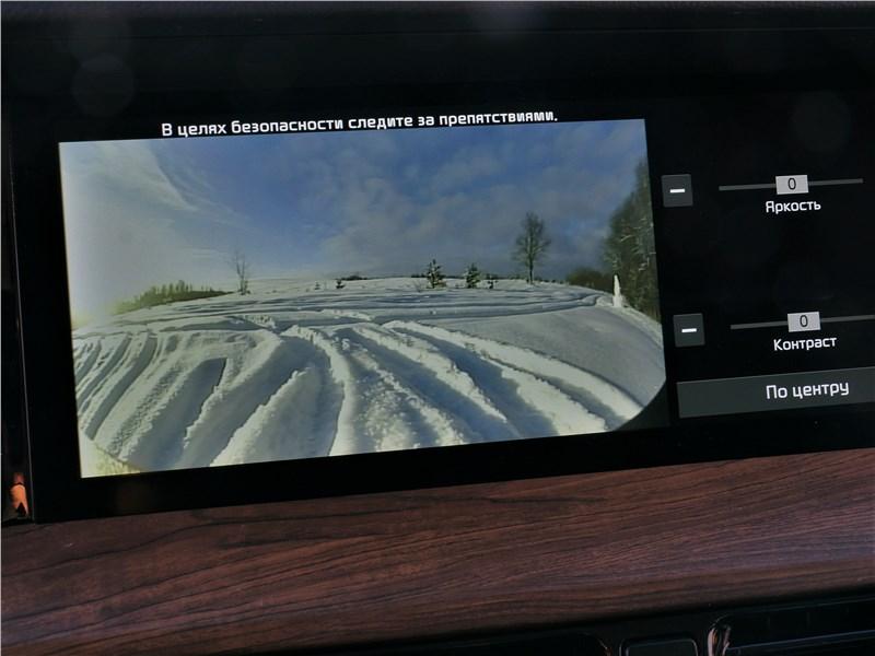 KIA Mohave (2020) монитор