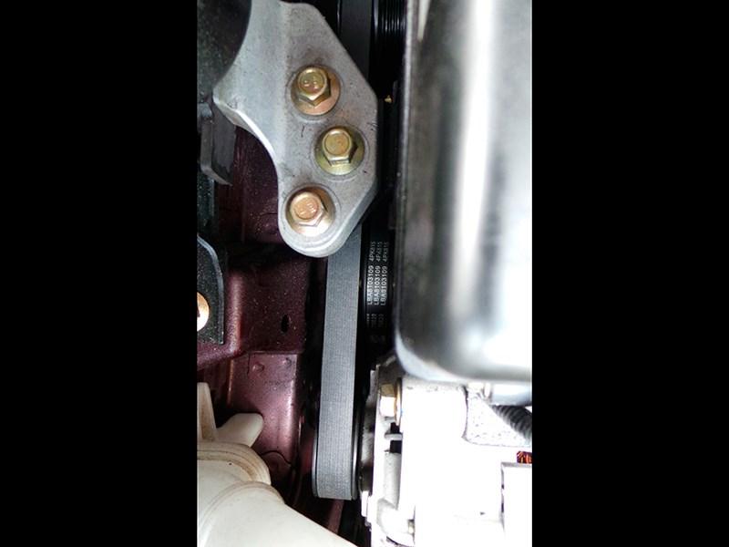 Lifan Celliya 2014 ремни приводов вспомогательных агрегатов