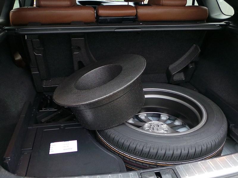 Lexus RX 450h F-Sport 2014 багажное отделение