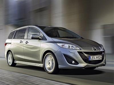 Mazda откажется от производства минивэна Mazda 5
