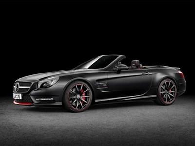 Специальную версию родстера Mercedes-Benz SL 417 представятся на автосалоне в Женеве
