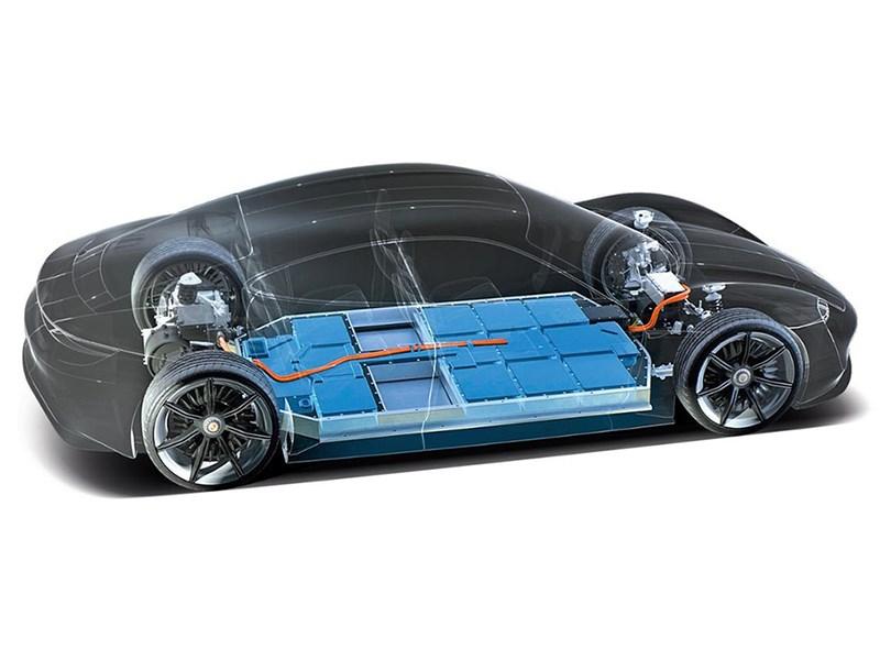Porsche рассекретила характеристики своего электромобиля