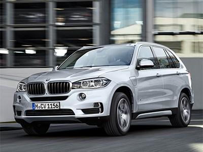 Компания BMW представила серийную версию гибрида X5 xDrive40e