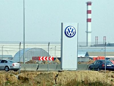 Новый завод двигателей Volkswagen в Калуге откроется уже в этом году