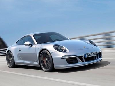 В Москве прошла презентация спорткара Porsche 911 Carrera GTS