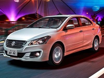 Седан Suzuki Alivio через год появится на российском рынке